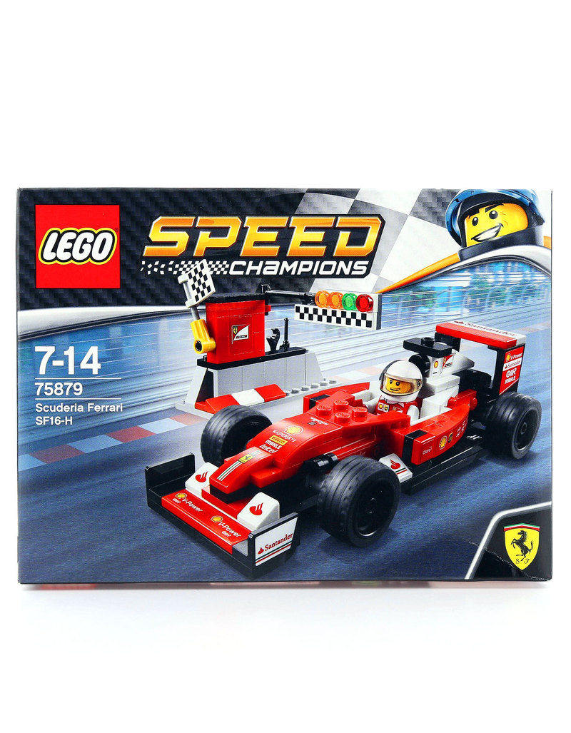 lego speed champions scuderia ferrari sf16 h 75879 building blocks science engineering. Black Bedroom Furniture Sets. Home Design Ideas