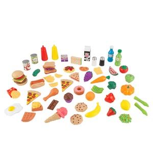 Kidkraft 65 Piece Food Set