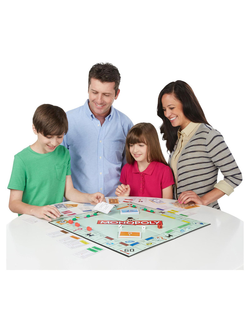 monopoly board game family games games puzzles