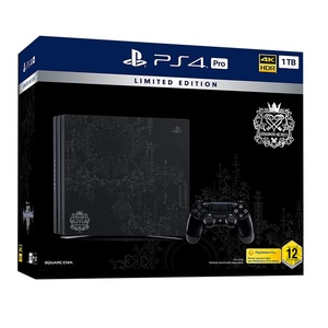 SONY PS4 PRO 1TB KINGDOM HEARTS III LIMITED EDITION CONSOLE