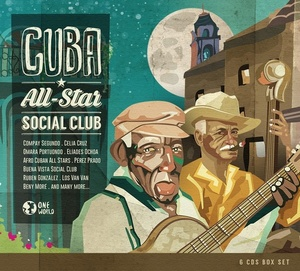 CUBA ALL-STAR SOCIAL CLUB / VARIOUS (BOX)