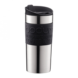 Bodum Travel Mug Drip Free Black 0.35L