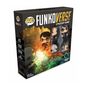 Funko Pop Funkoverse Strategy Game Harry Potter 100 Base Set