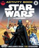 Star Wars a New Hope Activity Book: With Sticker Scene