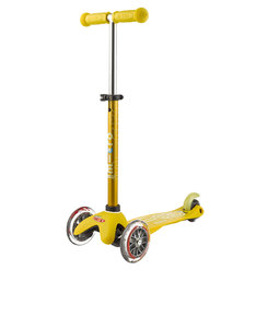 Micro Mini Deluxe Yellow Scooter