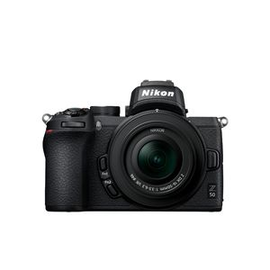 Nikon Z50 Mirrorless Digital Camera with 16-50mm VR Kit