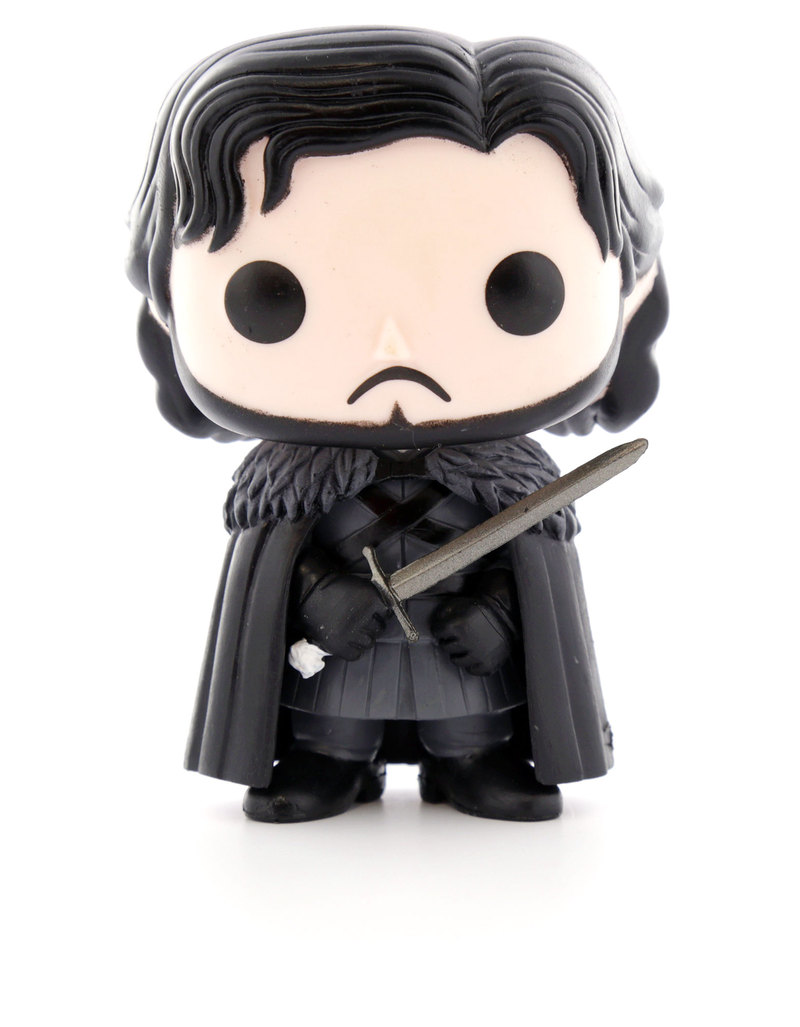 funko pop game of thrones jon snow vinyl figure figures sculptures grown up toys gifts. Black Bedroom Furniture Sets. Home Design Ideas