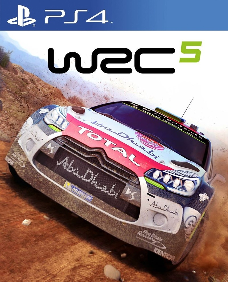 World Rally Championship 5 Special Edition Ps4