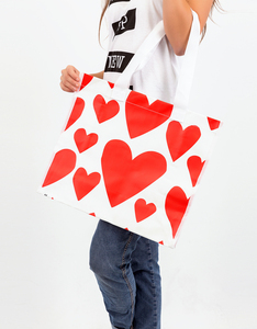 Ban.do I Want It All Shopper Extreme Supercute Heart