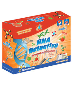 Science 4 You DNA Detective Criminal Investigation