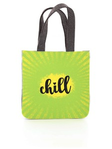 Sokoon Chill Green Yellow Bag