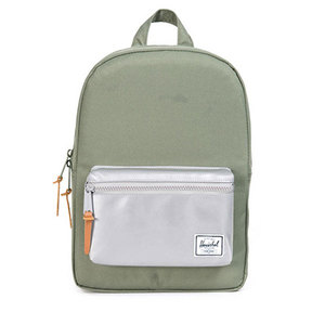 Herschel Settlement Kids Deep Litchen Green/Reflective Backpack