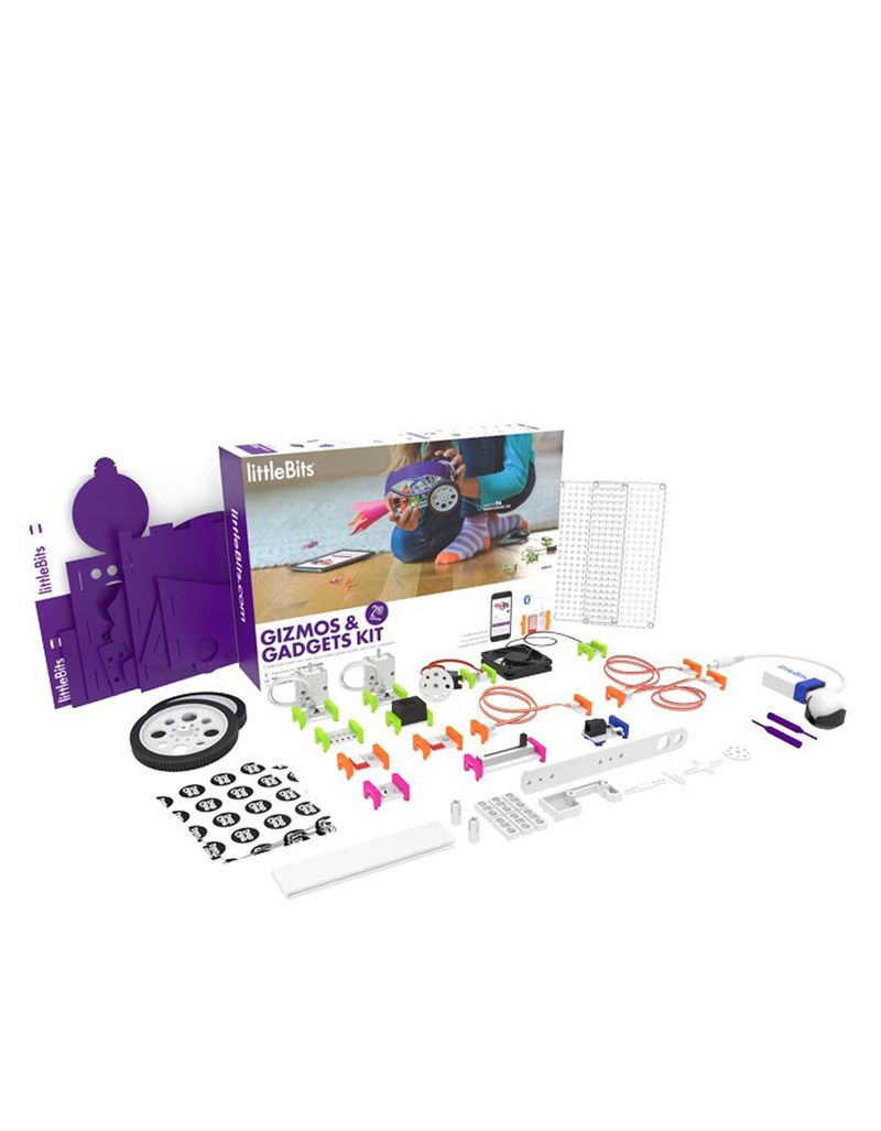 Grown Up Toys And Gadgets : Littlebits gizmos gadgets kit rc toys robotics