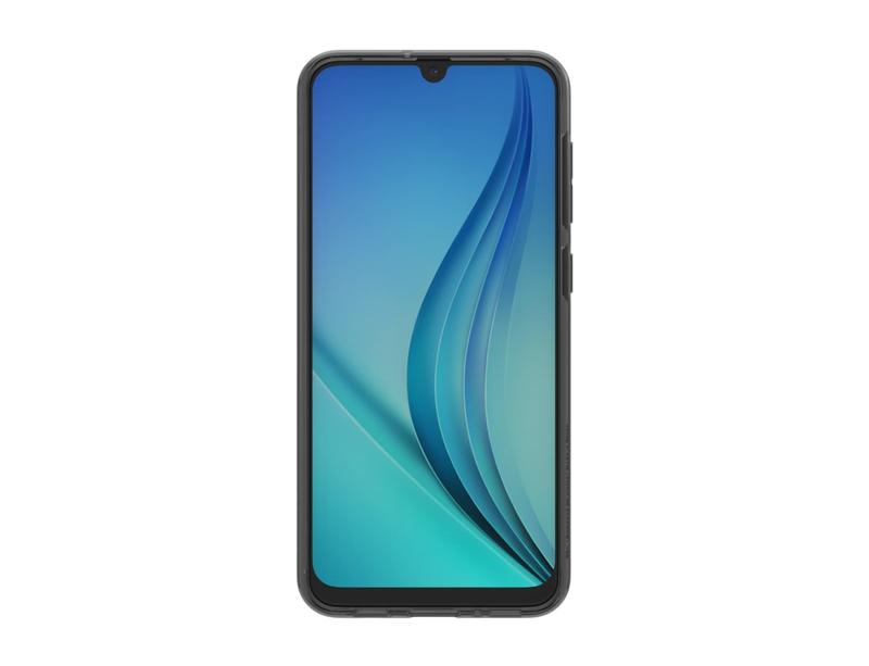 timeless design 04c9e 2f39b Samsung Smapp Back Cover Black for Galaxy A50