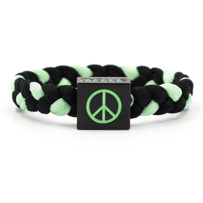 grande remise qualité supérieure acheter authentique Electric Family Peace Black/Mint Bracelet