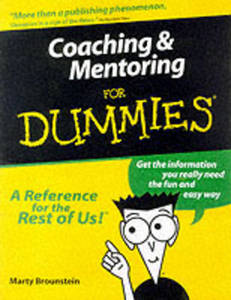 Coaching and Mentoring for Dummies