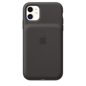 Apple Smart Battery Case with Wireless Charging Black for iPhone 11