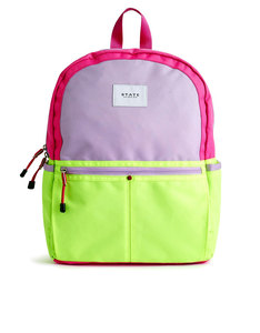 State Bags Kane Pink/Lemon Backpack