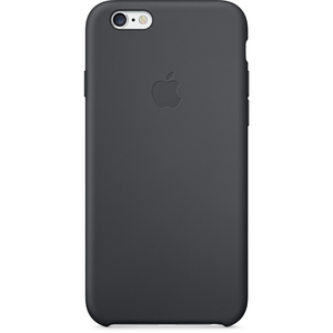 Apple Silicone Case Black iPhone 6