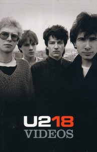 18 SINGLES THE ULTIMATE U2 COLLECTION DVD