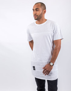 Cayler & Sons Hoizon Scallop White T-Shirt