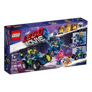 LEGO MOVIE 2 REX'S REX-TREME OFFROADER