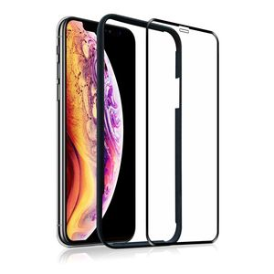 Baykron Ot-Ipd6.5-3D Edge to Edge Tempered Glass for iPhone 11 Pro Max