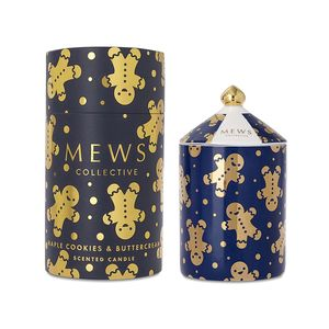 Mews Collective Maple Cookie & Buttercream Limited Edition Candle 320g