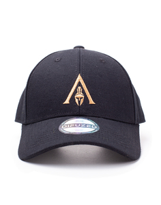 Assassin's Creed Odyssey Logo Curved Bill Black Cap
