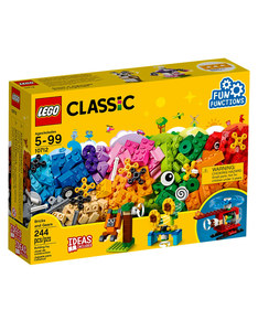 LEGO BRICKS AND GEARS 10712