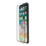 Belki Edge To Edge Black Ultra Screen Protector For iPhone X