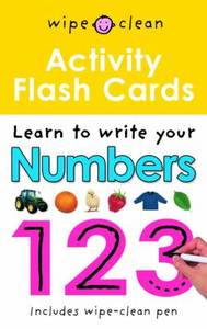 Activity Flash Cards 123