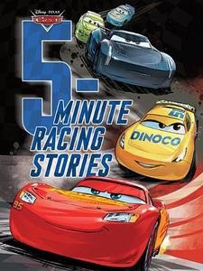 Disney Cars: 5-Minute Racing Stories