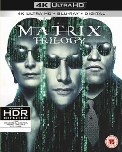 The Matrix Trilogy [4K Ultra-HD][9 Disc Set]