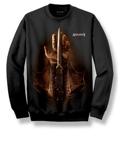 Assassin's Creed Redemption Black Crew Sweater