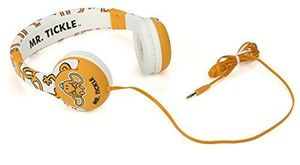 Mr Men Mr Tickle Junior Headphones