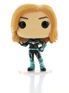 Funko Pop Captain Marvel Vers Vinyl Figure