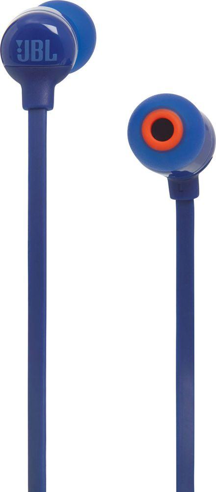 JBL T110 Blue Bluetooth In-Ear Earphones