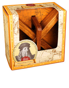 Professor Puzzle Great Minds Da Vinci's Helicopter Puzzle
