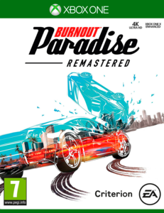 Burnout: Paradise - Remastered