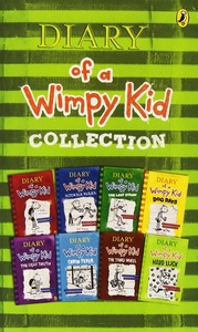 Diary of a Wimpy Kid [8 Book Set]