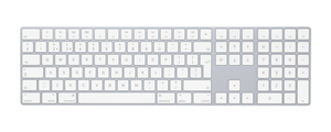 Apple Magic Keyboard With Numeric Keypad UK English