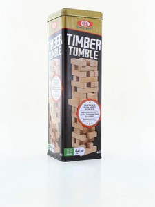 TCG Timber Tumbler Tin Pack