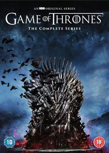 Game Of Thrones: The Complete Series [Seasons 1-8] [38 Disc Set]