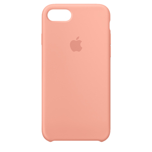 Apple Silicone Case Flamingo For iPhone 7