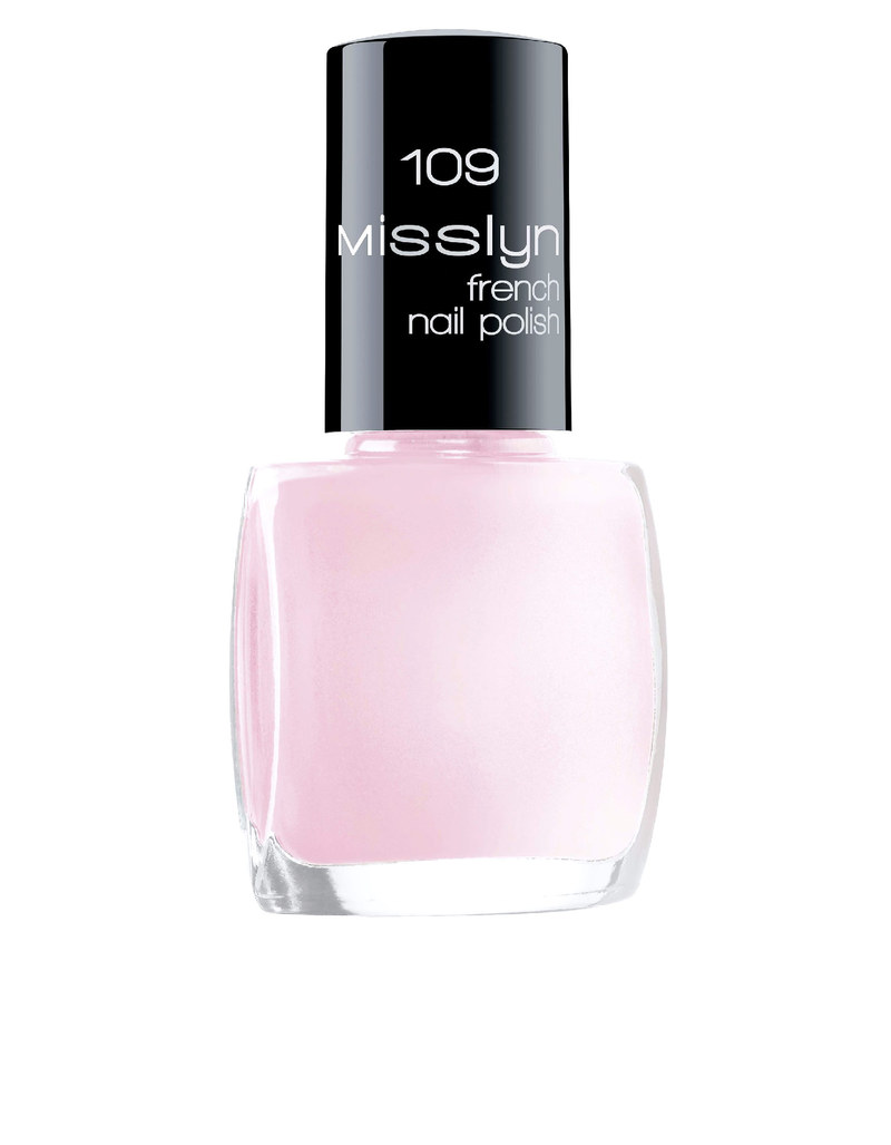 Misslyn French Nail Polish 10ml No.109 French Chic | Nails | Beauty ...