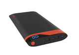 Cygnett Chargeup 10000Mah 2 Port 2.1A Red/Grey Power Bank