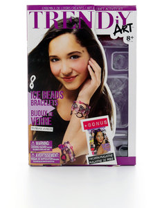TRENDiY Arts Ice Beads Bracelets Activity Set