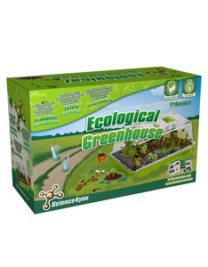 Science 4 You Eco Science Ecological Greenhouse