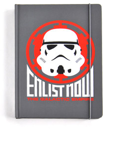 Star Wars Stormtrooper Icon A5 Notebook